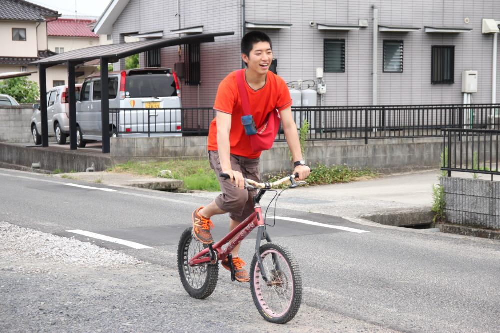 トライアル自転車