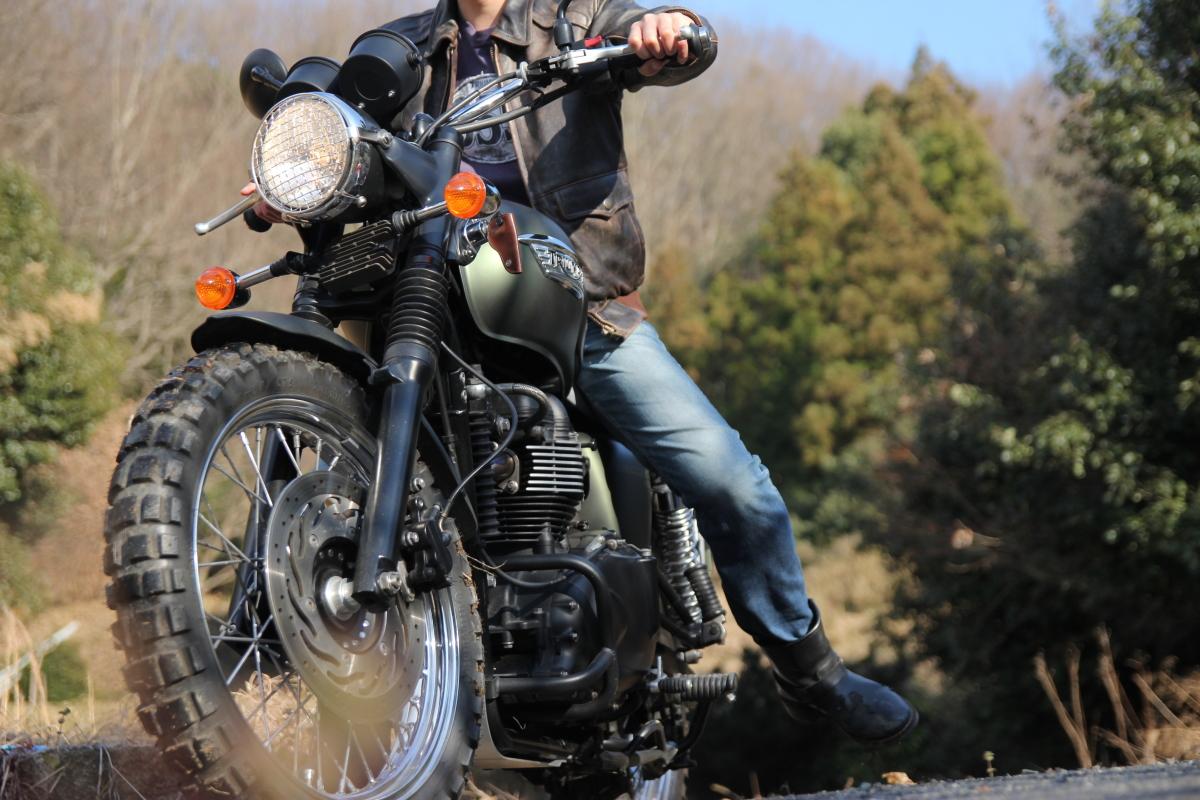 ジュラシック・ワールド バイク