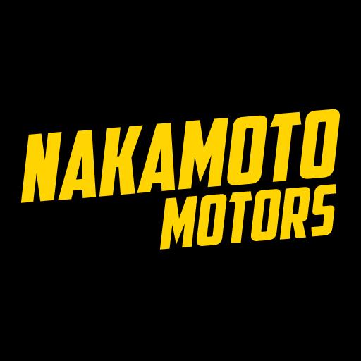 ナカモトモータースのロゴ