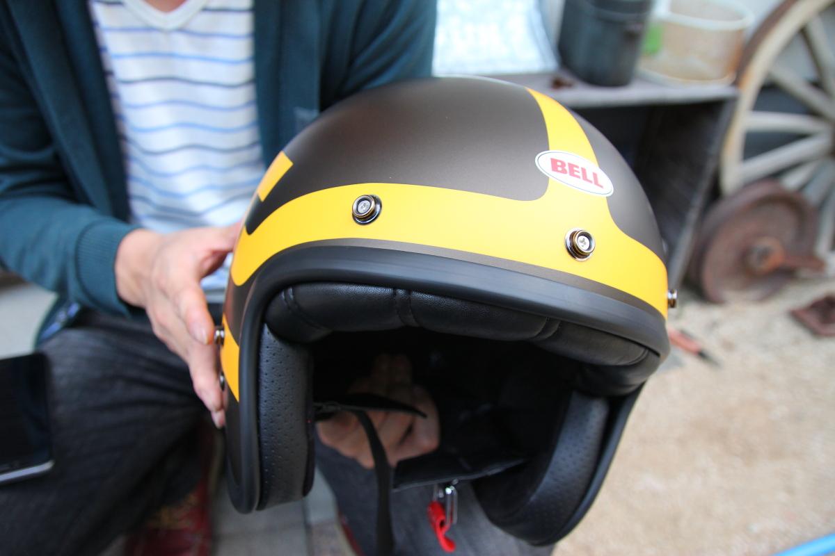 ドゥカティ BELLヘルメット