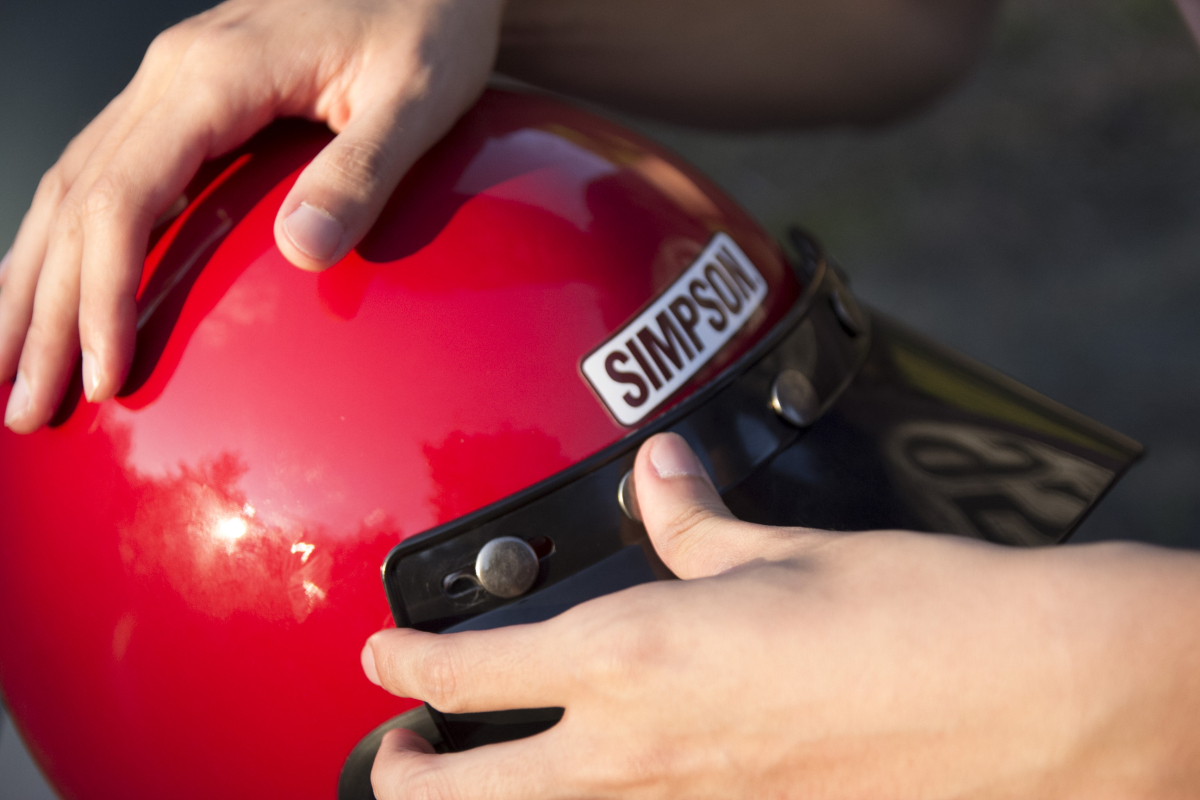 スナップボタン シンプソン