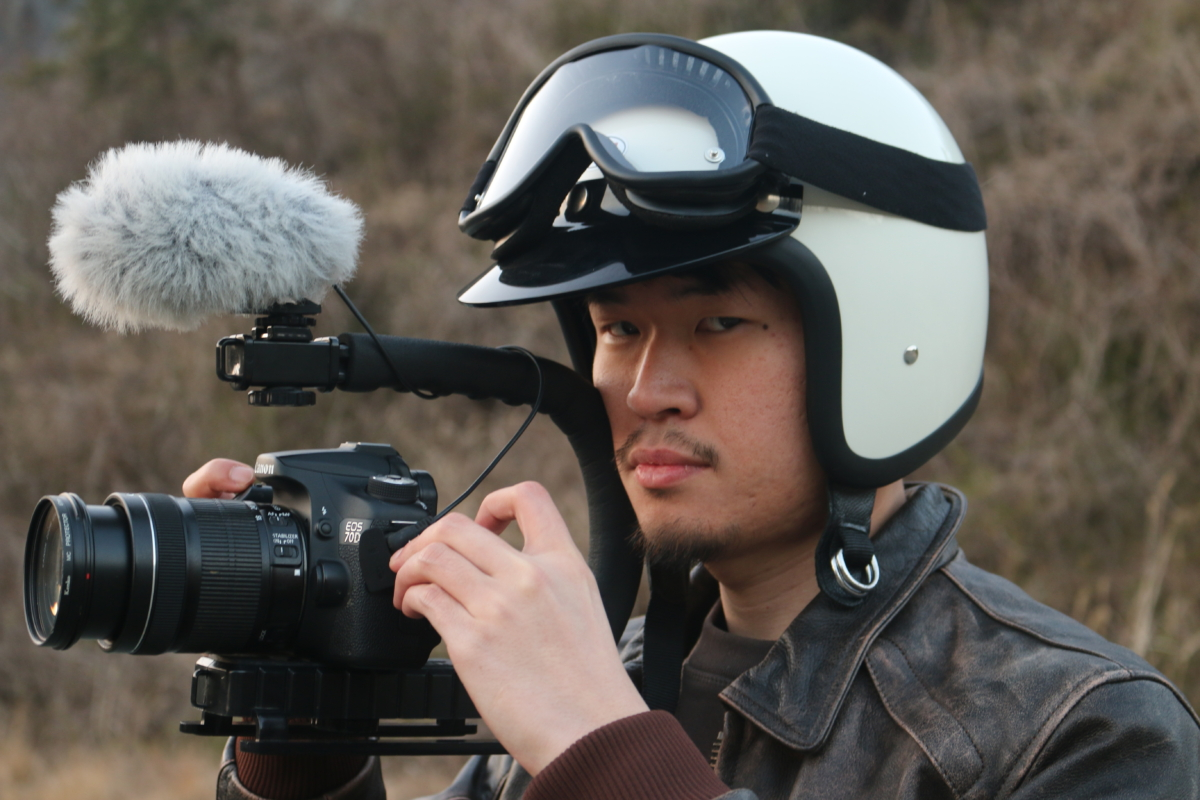 バイク映像カメラマンナカモト