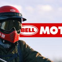 【レビュー】BELLヘルメット MOTO3を購入!見た目はビンテージオフロードな雰囲気だが、中身は最先端の超親切設計フルフェイスだ!